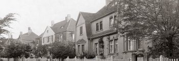 1909 Gründung Bauverein der Grusonwerk-Beamten